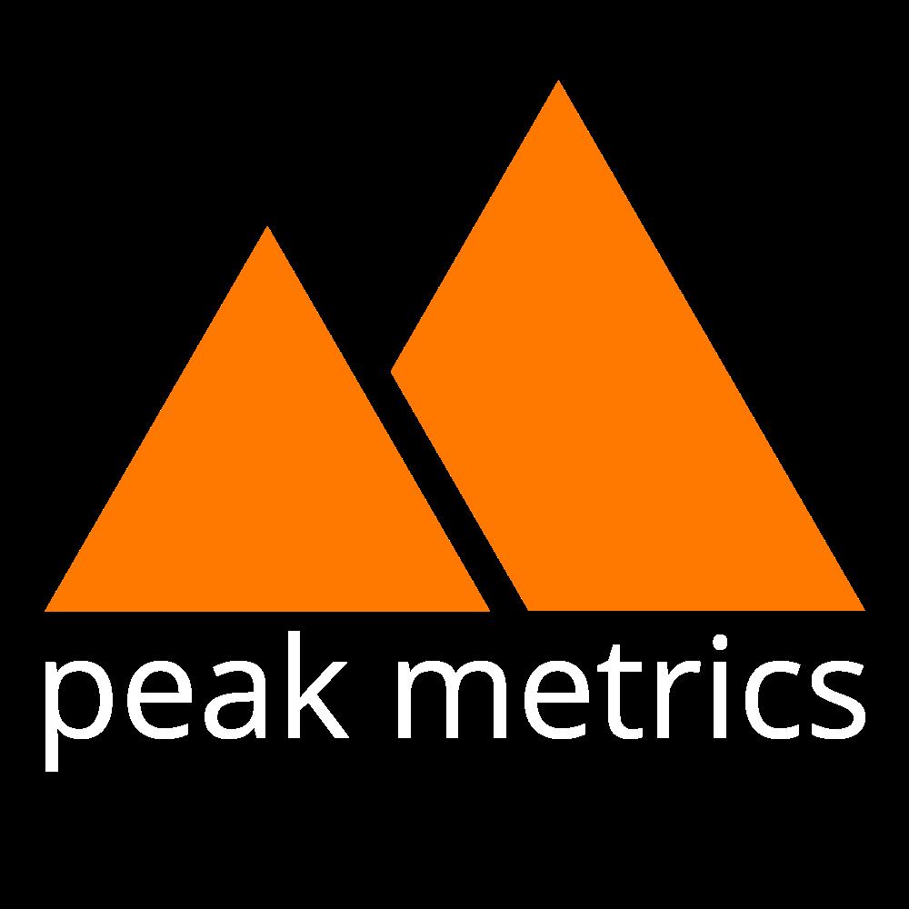 Peak Metrics